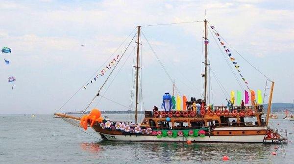 Карнавал в Геленджике пройдет 28 июля
