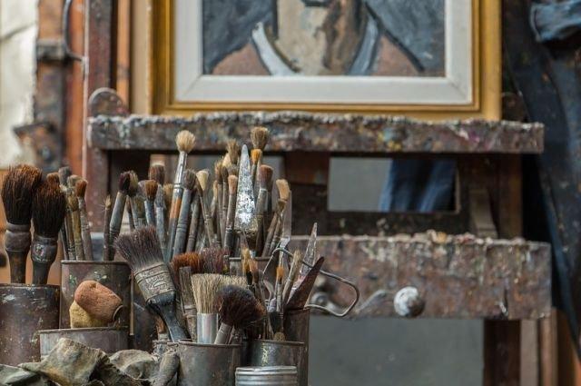 Картины Юрия Ларина можно посмотреть на выставке в Волгограде