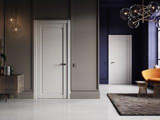 Межкомнатные эмалированные двери: плюсы и минусы