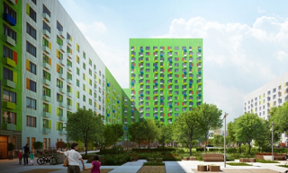 В Ростове на Дону появится новый жилой комплекс