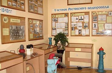 Жителей города Ростова беспокоит судьба музея водоканала