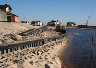 На капитальный ремонт дамб рек Адыгее понадобятся средства из федерального бюджета