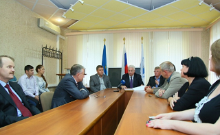 Министр строительства Астраханской области обвинен в растрате