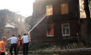 Сгоревший район Ростовской области остается не восстановленным