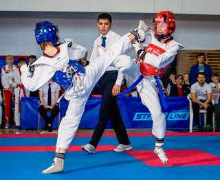 Спортсменка из Калмыкии поборется за титул чемпионки на первенстве Европы по тхэквондо в Испании