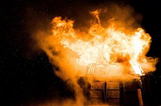Поджог в состоянии алкогольного опьянения совершил житель Майкопа