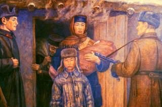 Депортации калмыцкого народа ученые ИКИАТ посвятили фильм