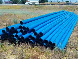 Вода из Левокумского месторождения поступит в дома жителей Элисты через неделю