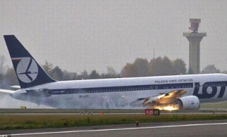 Одной из причин аварийной посадки Boeing-737-8AS в Сочи были сложные метеоусловия