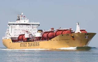 Астраханская область строит танкеры-химовозы