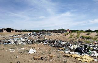 Остров Сарпинский очистят от мусора по предписанию прокуратуры