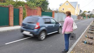 Проект реконструкции дороги предполагает аварийные ситуации в Элисте