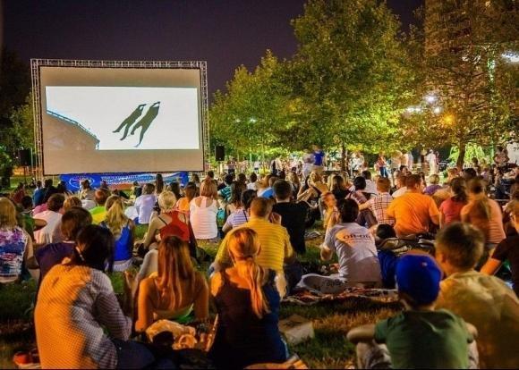 Фестиваль уличного кино собрал на Кубани 22 тыс. зрителей