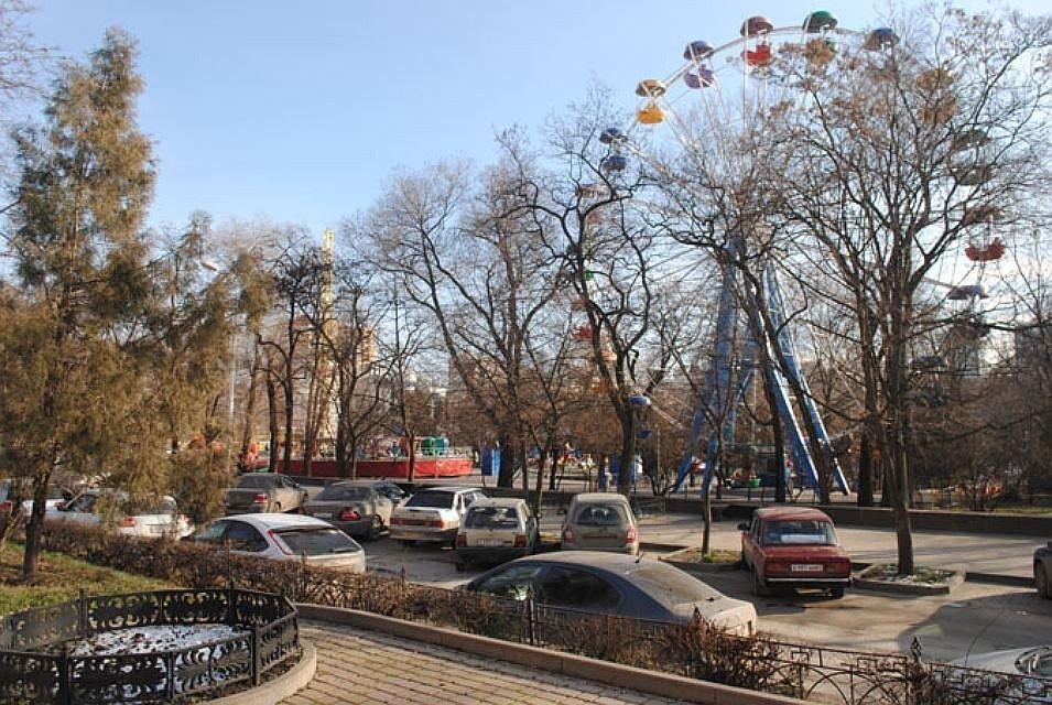 26,3 млн руб. выделят на благоустройство ростовского парка