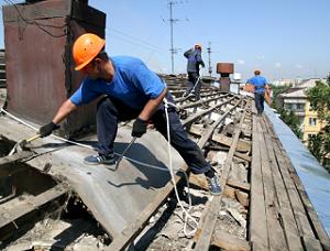 Один из домов Городовиковска станет показательным в области капитальных ремонтов