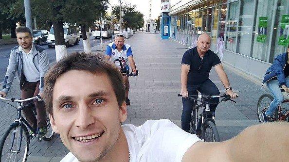 В. Лихачев поддержал акцию