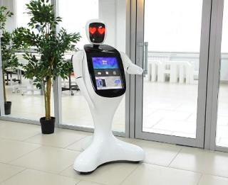 Робот-кассир Ростовского зоопарка привлекает посетителей