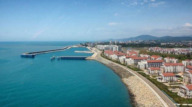 Губернатор Краснодарского края ограничил высотность застройки у моря