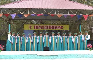 Праздник 169-летия со дня рождения села отметили в Садовом Сарпинского района Калмыкии