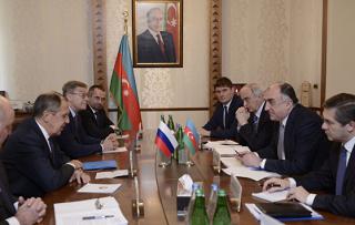 Делегация из Астрахани приняла участие в Девятом российско-азербайджанском межрегиональном форуме