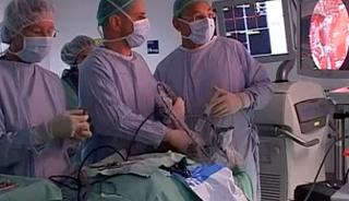 Уникальную операцию по восстановлению кровотока сонной артерии провели в Калмыкии