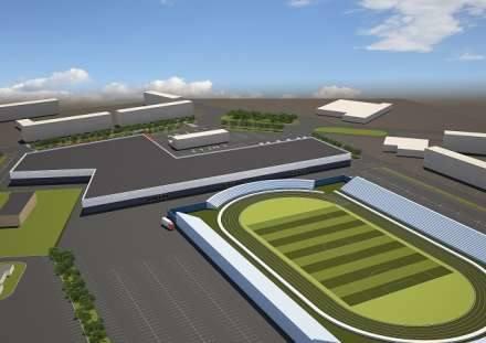 В Волгограде разрабатывают концепцию стадиона
