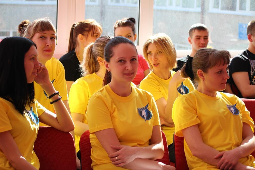 Слет молодежных объединений стартовал в Краснодаре