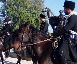 В честь Дня образования Адыгеи в республике состоялись конно-спортивные соревнования