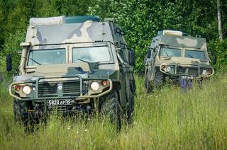 Приемы работы системы комплексной связи и управления П-230Т отработали на военных учениях под Ростовом
