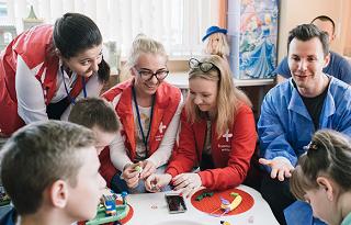 Отряды волонтеров медиков появились на базе астраханских школ