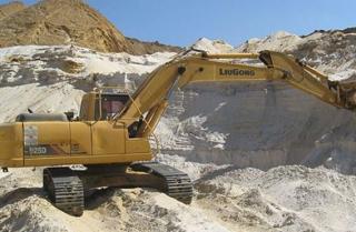 Суховское месторождение песка в Волгоградской области готово к разработке