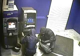 За попытку ограбить банкомат налетчики получили 26 лет лишения свободы