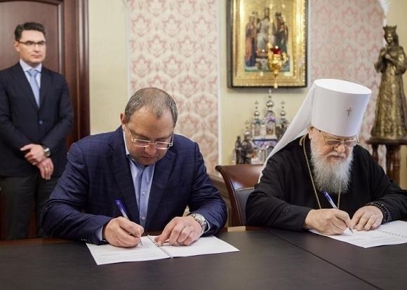 Минздрав Краснодарского края начнет сотрудничество с епархиями Кубанской митрополии