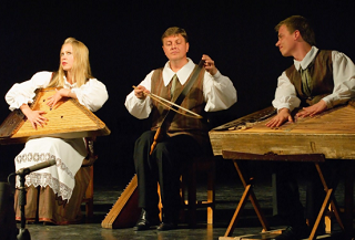 Древний калмыцкий музыкальный инструмент завоевывает популярность