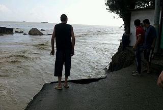 Поселки Туапсинского района получили воду после подтопления
