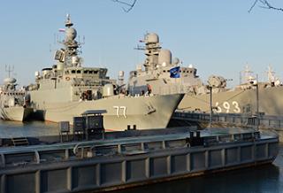 Каспийскую флотилию усилят новыми кораблями и авиационной техникой