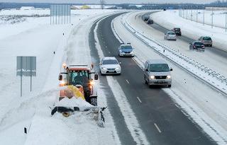 Автомобильные дороги Адыгеи подготовлены к зиме