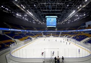 В Калмыкии построят ледовую арену