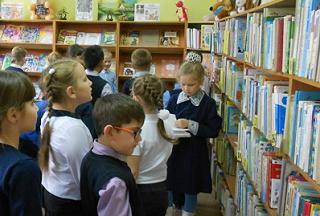 В Кетченерах отметили 80-летие библиотеки