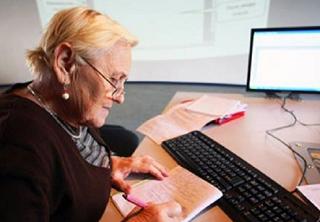 Пожилые люди Краснодара участвуют в проекте
