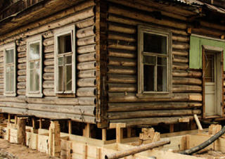 Дом в Калаче-на-Дону объявили аварийным после капитального ремонта