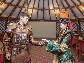 Бизнес-форум «Калмыкия: Степная экономика и новый бренд Востока» собрал потенциальных и действующих предпринимателей