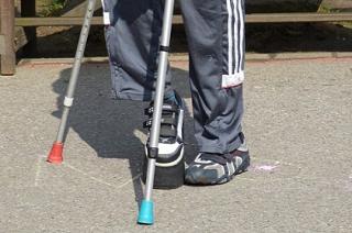 Ортопедические средства - роскошь для волгоградских инвалидов