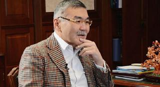 Глава Калмыкии рассказал об итогах года Сергею Кириенко