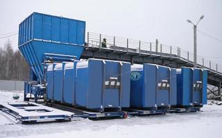 В Калмыкии построят мусороперегрузочные площадки