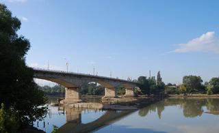 Яблоновский мост может рухнуть - считают местные жители