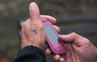 Заключенные Ново-Шахтинска начали драку из-за телефонов