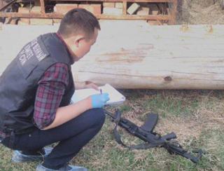 В Астраханской области убит стрелявший в полицейских мужчина