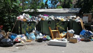 Ростовские предприниматели  оштрафованы, а мусор остается на месте
