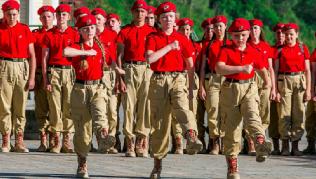 В Адыгее планируют пополнить ряды юнармейцев